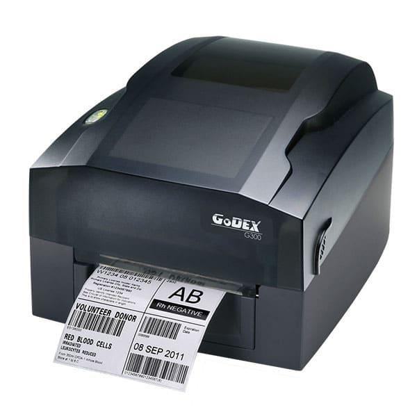 Máy in mã vạch Godex G330 - Máy in mã vạch giá rẻ