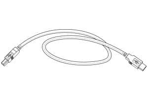 USB Cable Godex EZ Máy in tem mã vạch Godex EZ2050 Máy in tem mã vạch Godex EZ2150