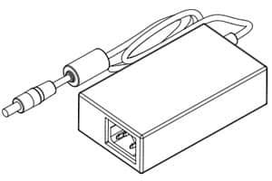 Bộ nguồn máy in mã vạch Godex G500 Seriess