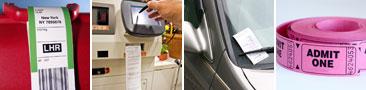 Mã vạch cho du lịch và giải trí Máy in tem mã vạch Godex EZ2050 Máy in tem mã vạch Godex EZ2150