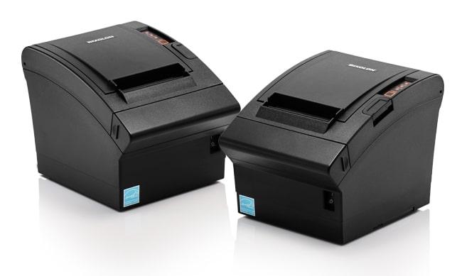 Hình ảnh minh họa máy in hóa đơn Bixolon SRP-380