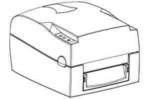 Thân máy in mã vạch Godex G500 Series