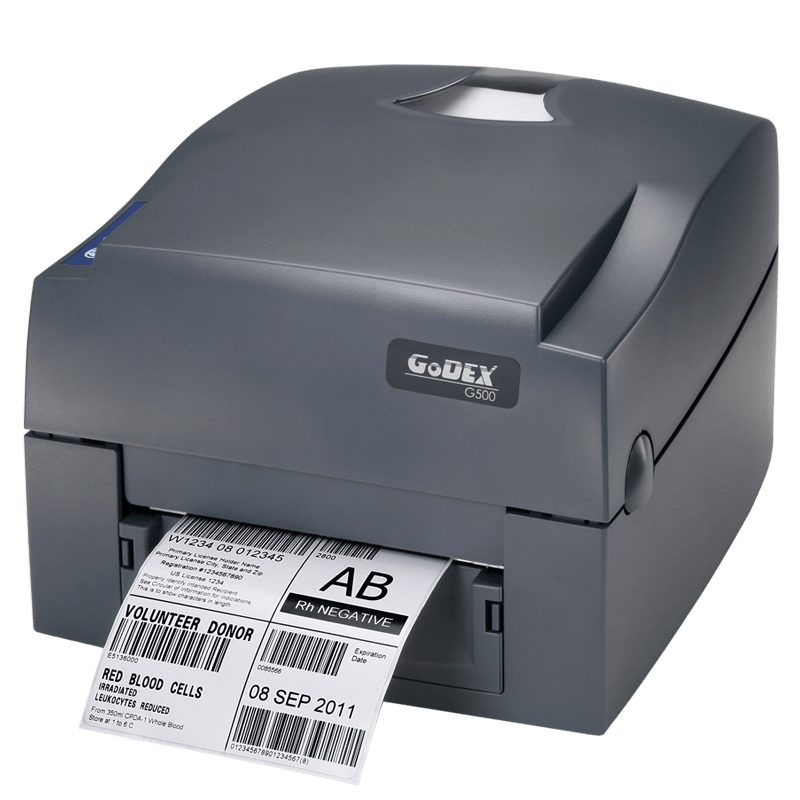 Máy in mã vạch Godex G-500U 203 DPI