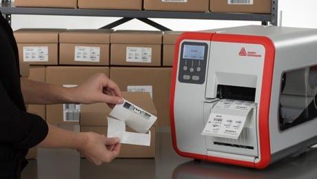 Máy in mã vạch và nhãn RFID