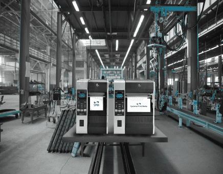 Dòng máy in công nghiệp