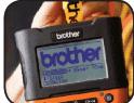 Máy in nhãn cầm tay Brother PT-E550W
