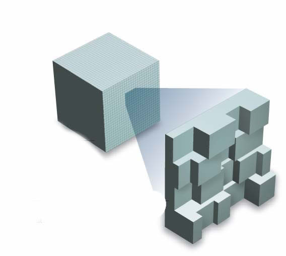 Mã vạch 3D- bước tiến mới của ngành mã vạch