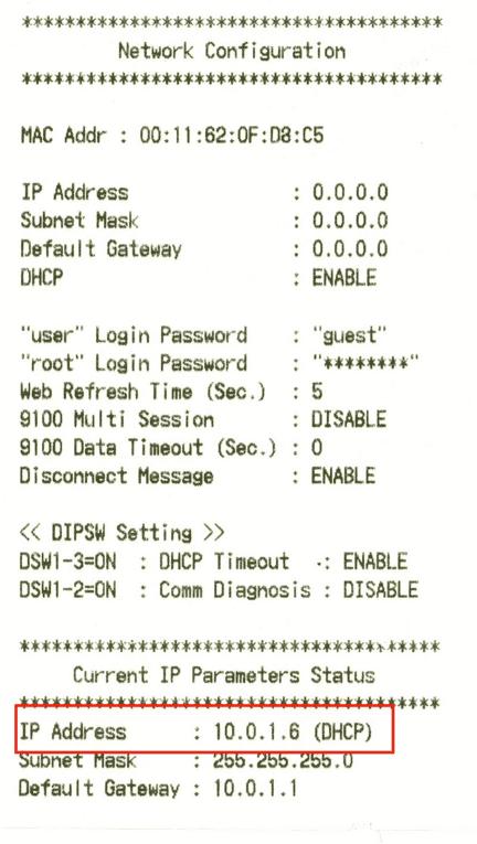 Hướng dẫn cài đặt IP Adrress cho máy in hóa đơn Star