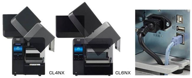 9 Tính năng nổi bật của máy in Sato CLNX Series