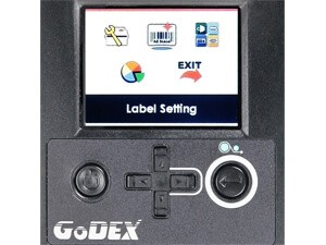 Máy in mã vạch Godex RT730iW