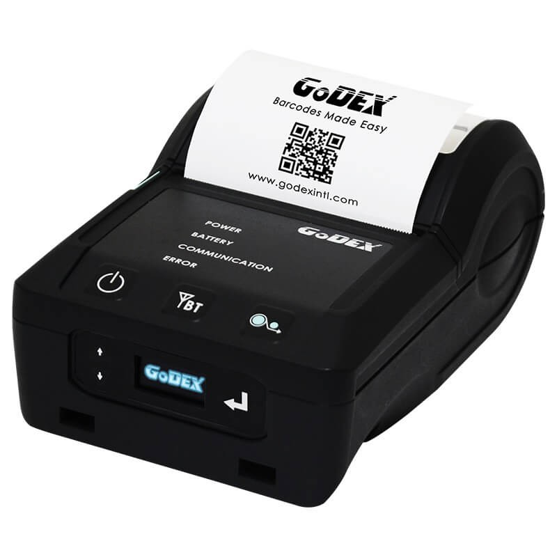Máy in tem nhãn cầm tay Godex MX30