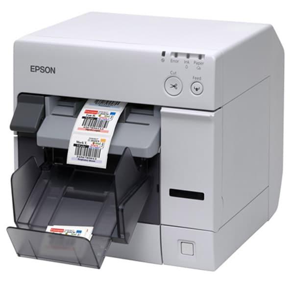 Epson TM-C3400 view